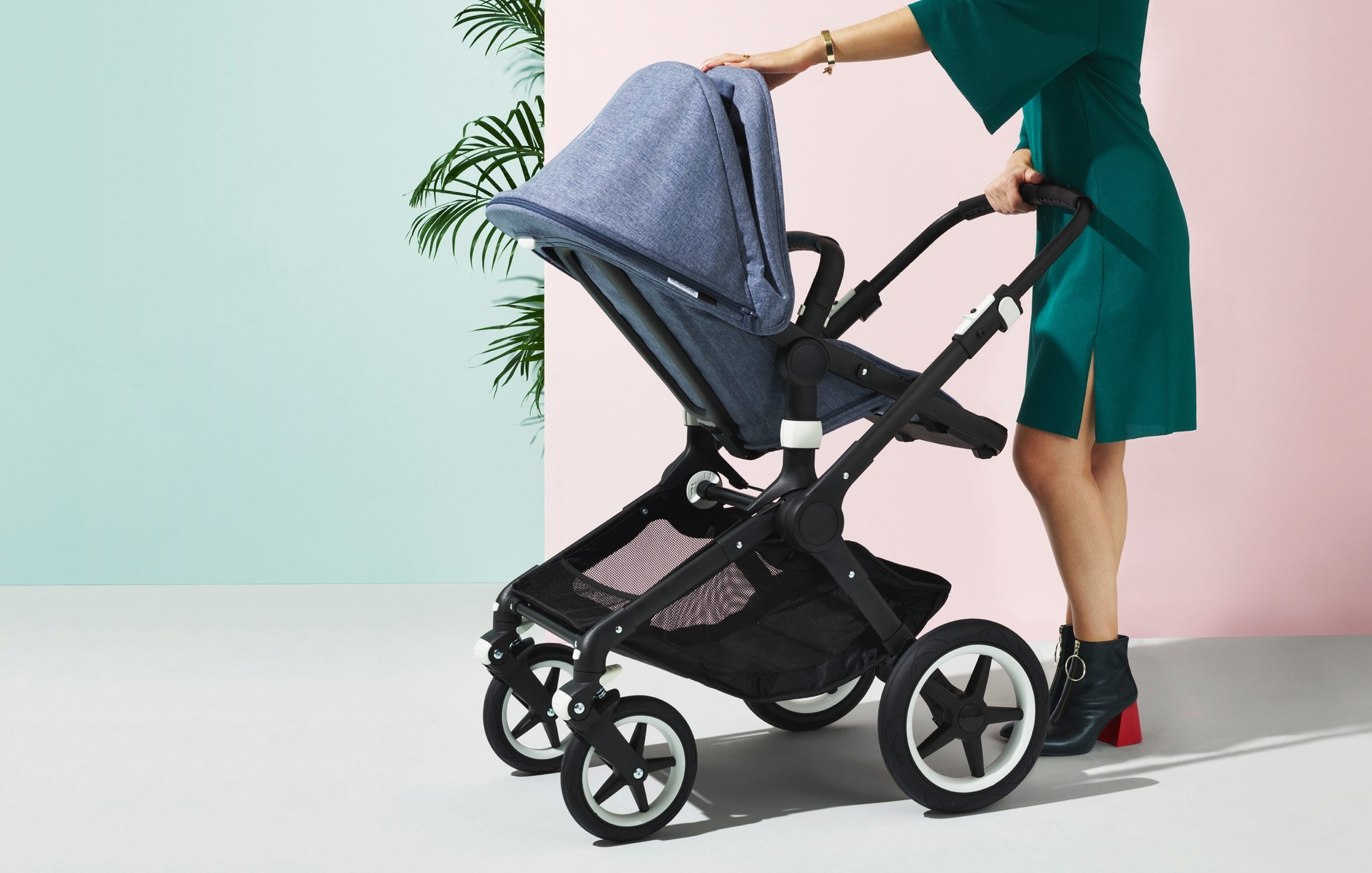 The 'Yes!' Stroller