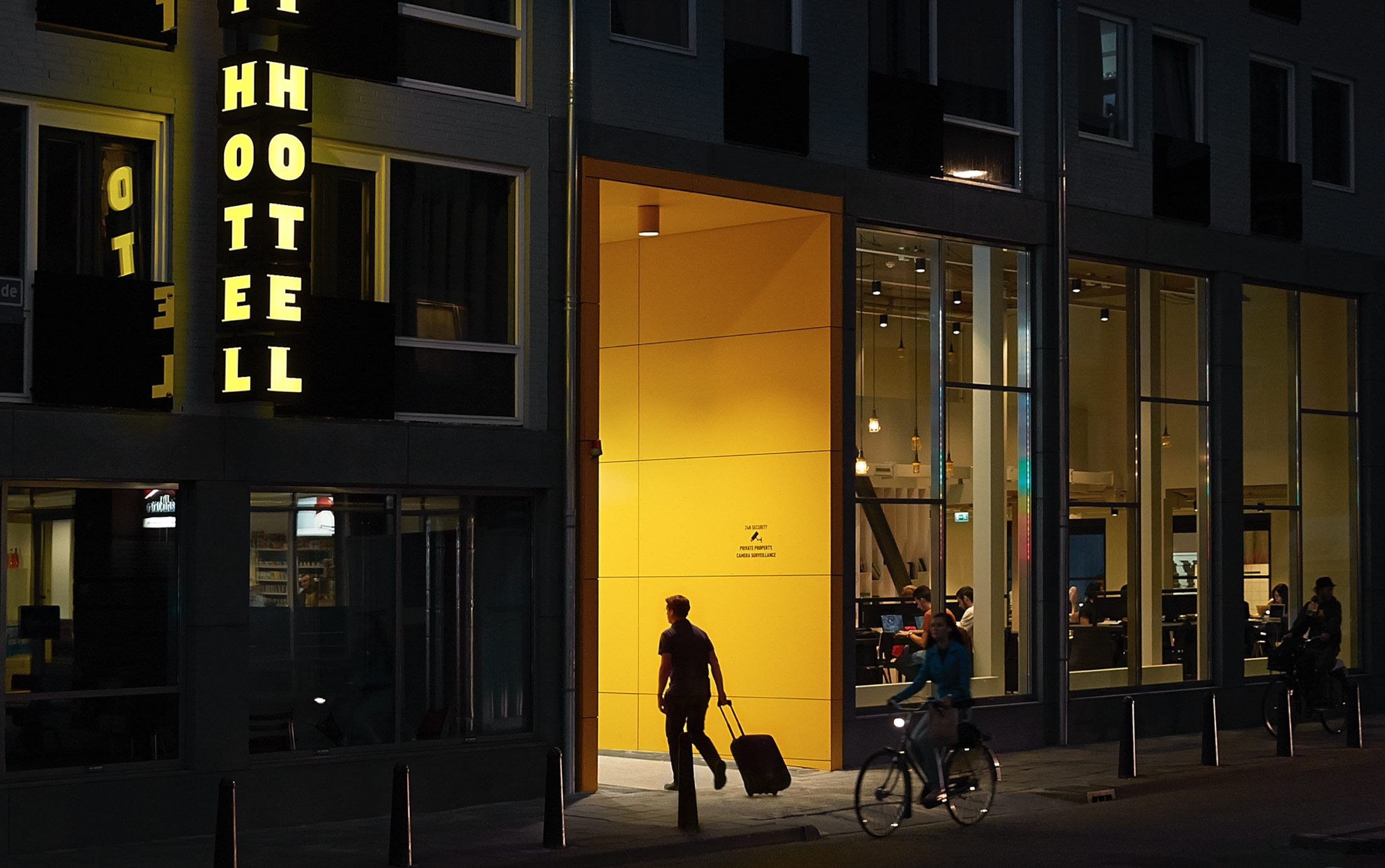 The Student Hotel Brand